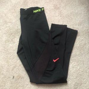 Women's Full Length Nike Pro Leggings